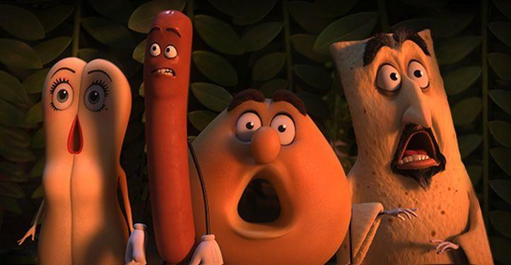 Seth Rogen y Evan Goldberg presentan su película de animación que se burla de los preceptos Pixar con la premisa más cruel del mundo: ¿y si todo lo que comes sufriera?