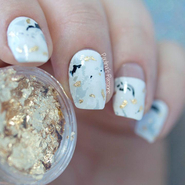Scratch Nail Wraps – @NinaNailedIt Monthly Mani Kit - Marble Nails