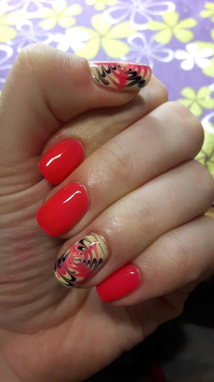 Semilac neon raspberry