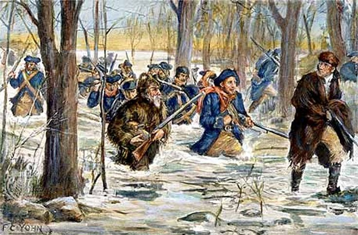 During the Revolutionary War (1775-83), which is also known as the American Revolutionary War and the U.S. War of Independence, the Colonists often had to bluff their way to victory. That's what happened in 1779 in Vincennes, Indiana. After the French and Indian War, the British controlled a large portion of the Trans-Appalachian frontier. In 1763, they forbid the settlement of lands west of the Appalachian Mountains, and from their posts north of the Ohio River, began sending Indian war ...
