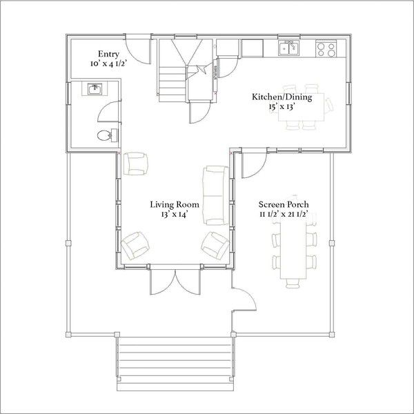 17 best images about house 1200 sq ft on pinterest for 1200 sq ft cottage floor plans
