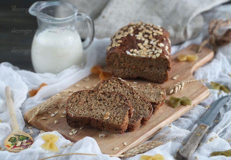 Полезный низкокалорийный хлеб | Рецепты правильного питания - Эстер Слезингер