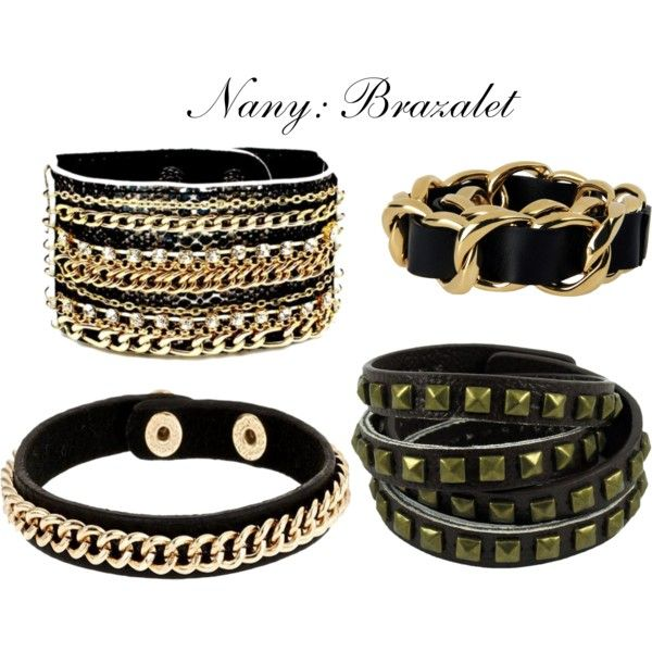"""""""brazalet"""" by nany-stylist on Polyvore"""