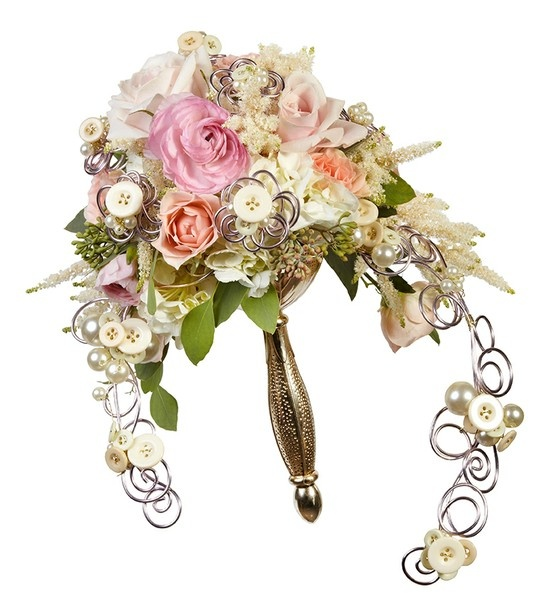 Bridal Bouquet Holder Oasis : Best ideas about oasis wire on flats vase