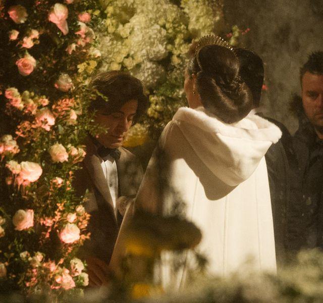 Matrimonio Simbolico Santo Domingo : Best images about boda de andrea casiraghi y tatiana
