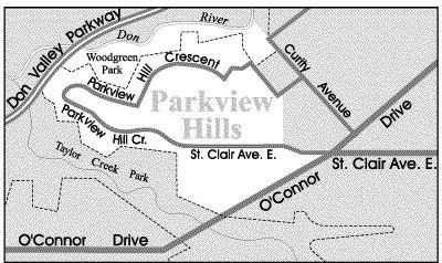 Toronto Neighbourhood Guide - Parkview Hills - Neighbourhoods