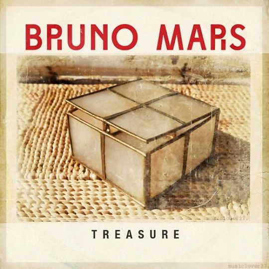 Bruno Mars : Son nouveau single, Treasure - StarsBlog.fr