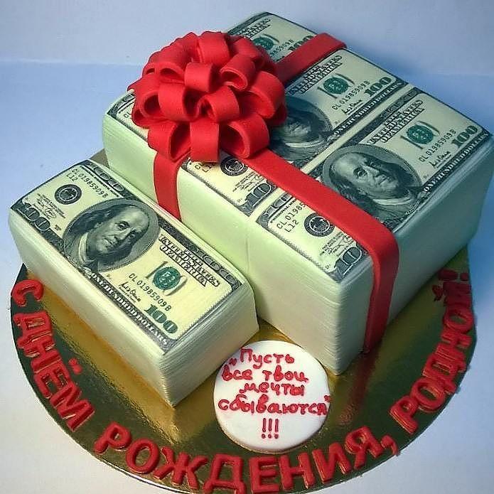 Денежный #торт. #cake by @hotmaria86