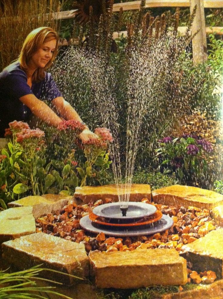 98 Best Garden Fountains Images On Pinterest
