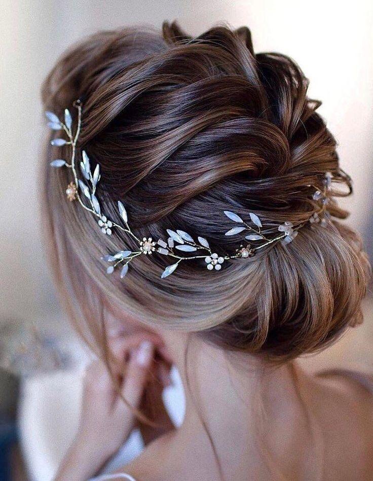 58 Beautiful Braided Wedding Hairstyles Ideas