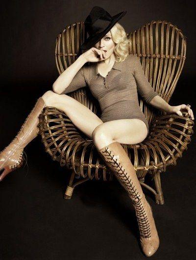 Madonna Height Bra Size Weight