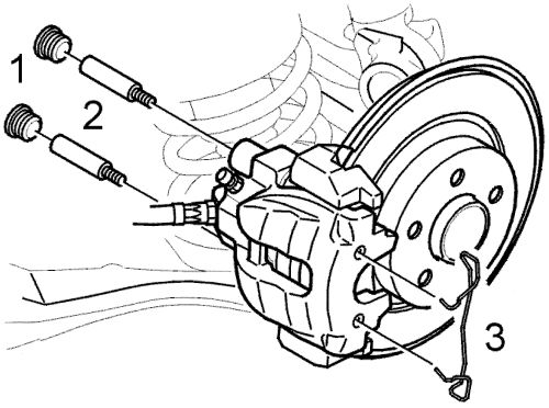 2001 Volvo V70 Engine Diagram