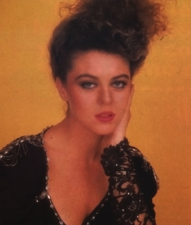Margarita Rosa de Francisco años 80's