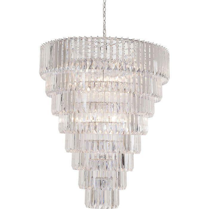Pendant Lamp Bergkristall 13-lite - KARE Design