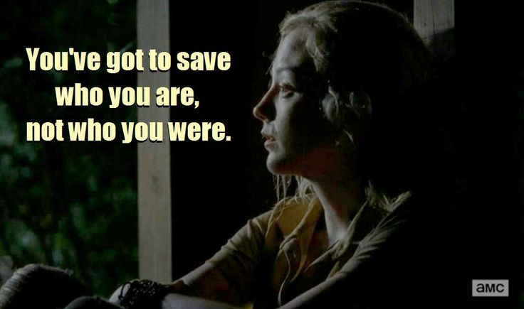 Beth (Emily Kinney) gets serious in Season 4, Episode 12 of AMC's The Walking Dead