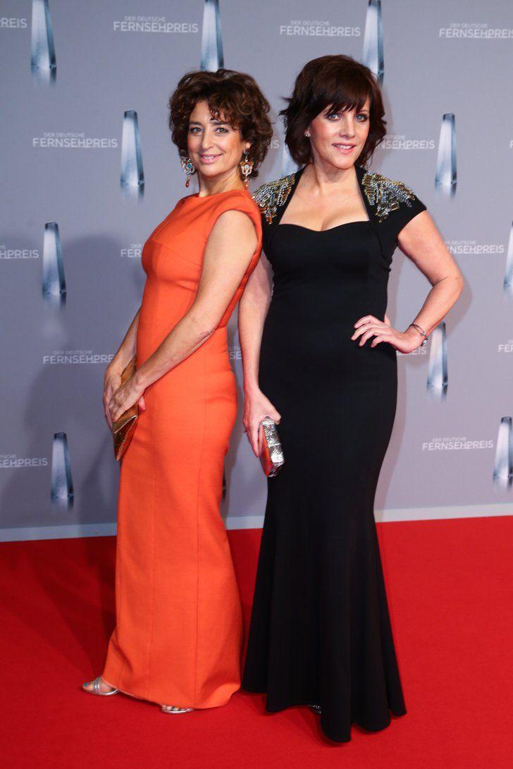Pin for Later: Seht alle Stars beim Deutschen Fernsehpreis Isabel Varell und Birgit Schrowange