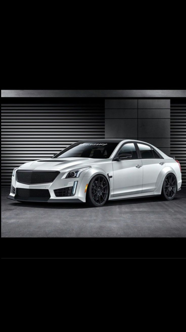 The 2016 hennessey cts v is world s fastest sedan with 1000 horsepower working off the next generation of cadillac s cts v american performance garage