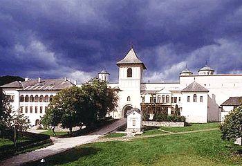 Manastirea Horezu (Hurezi) Valcea Romania