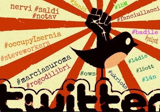 Movimenti su Twitter - Piccole resistenze ludiche all'omologazione da social network http://sciaradacorridonia.blogspot.it/2012/11/primo-incontro-di-autoformazione.html