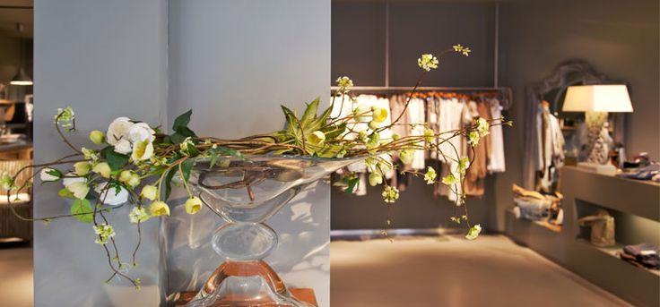712 fantastiche immagini su home sweet home su pinterest for Arredare con fiori finti