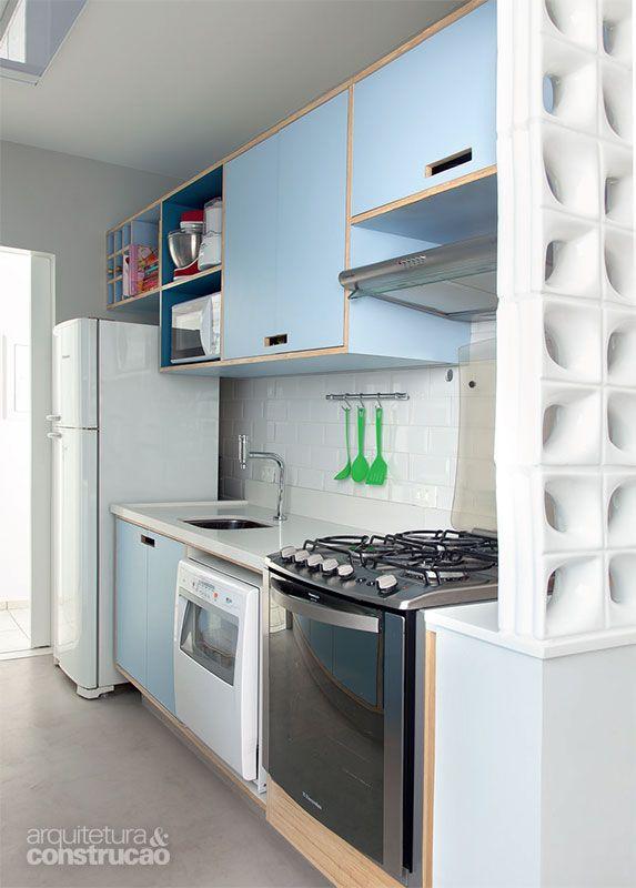 cozinhas lindas cozinhas coloridas cozinha criativa decoração