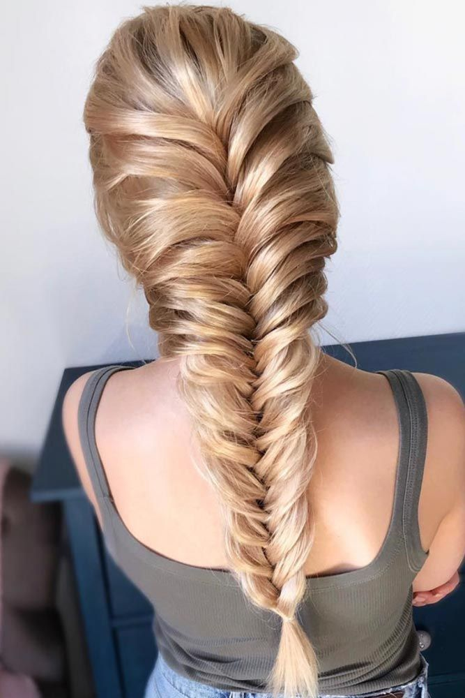 Popular Types Of Braids And Inspiring Ideas Of How To Wear Them Braids For Long Hair Braided Hairstyles Hair Styles