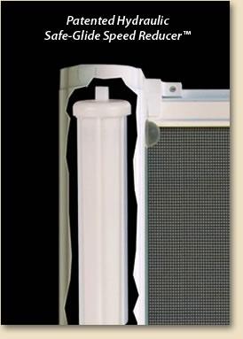ClearView Retractable Screens -- screen door replacement