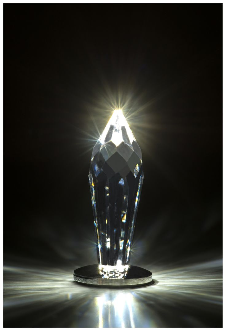 DROP 40 - LED crystal for starry sky. Made with SWAROVSKI ELEMENTS.
