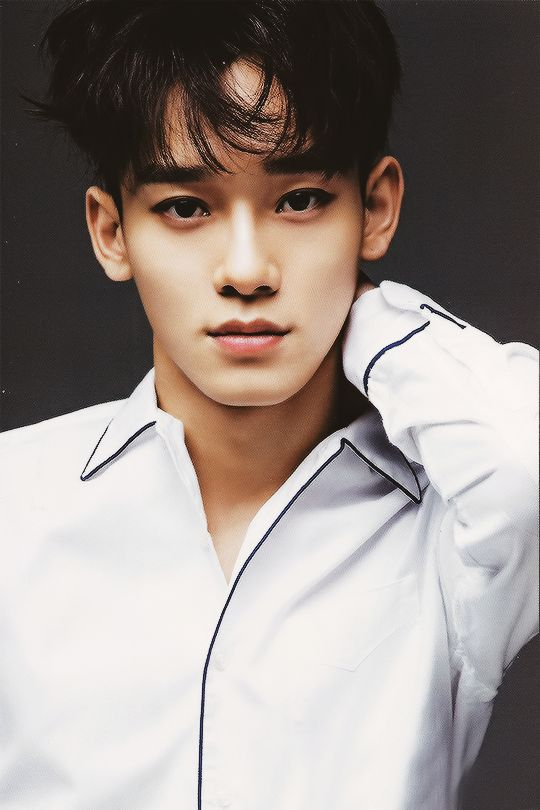 EXO Chen - Ray Magazins | I can have as many bias wreckers as I want! #Chen #EXO