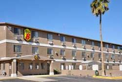 Super 8 Motel -  Step out of your car and feel the breeze at our Super 8 Lake Havasu City, AZ hotel. Conveniently located off Highway 95, our pet-friendly Lake Havasu City hotel near Windsor State Park is the perfect destination for a lakeside getaway. Enjoy a swim in our outdoor pool and unwind after a busy day in our spa.  $10.00/night per pet.   For more info, please visit our site at http://www.petfriendlyhavasu.com/hotels.html