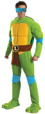 Mens Leonardo Teenage Mutant Ninja Turtle Costume #teenagemutantninjaturtles #turtlescosplay #turtlescostumes