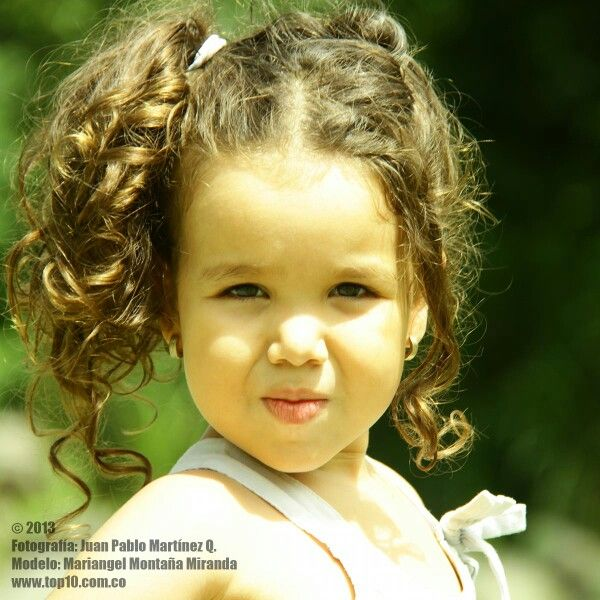 "Fotografiando a mi modelo infantil ""Mariangel M."""