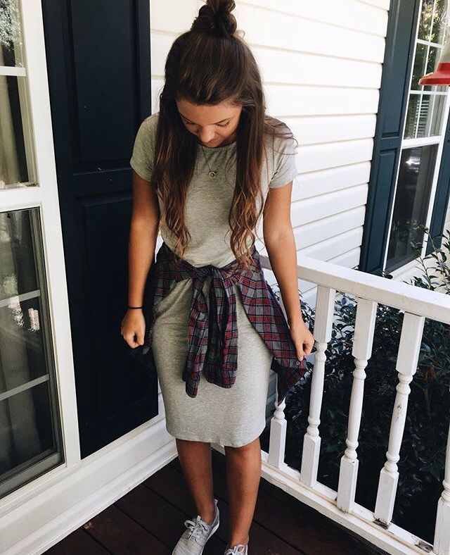 when your friend makes it on Pinterest and you're in love with her outfit!… so cute for fall!