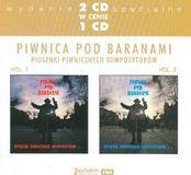 Piosenki Piwnicznych Kompozytorow, Vol. 1-2 [CD]