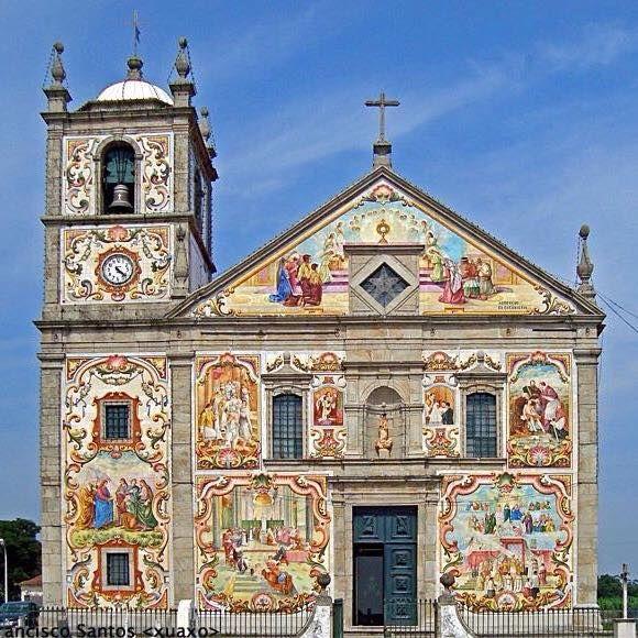 Igreja de Válega - Ovar, distrito de Aveiro