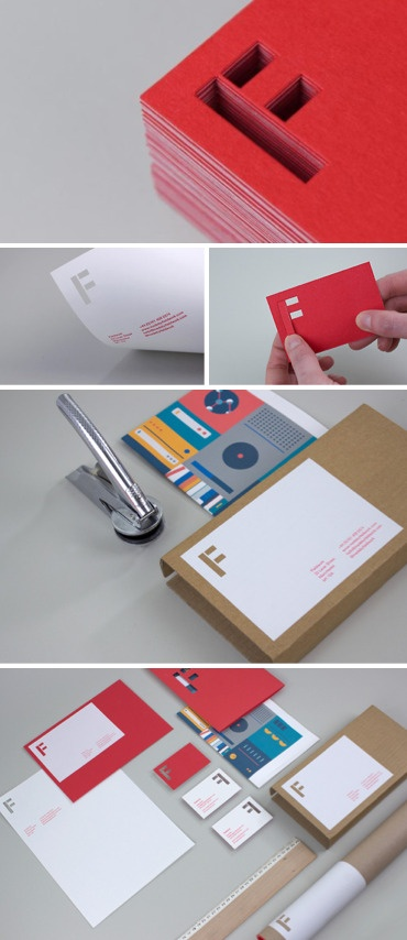 DIY! -DIECUT tips and tricks (letterhead/bc/identity/package)