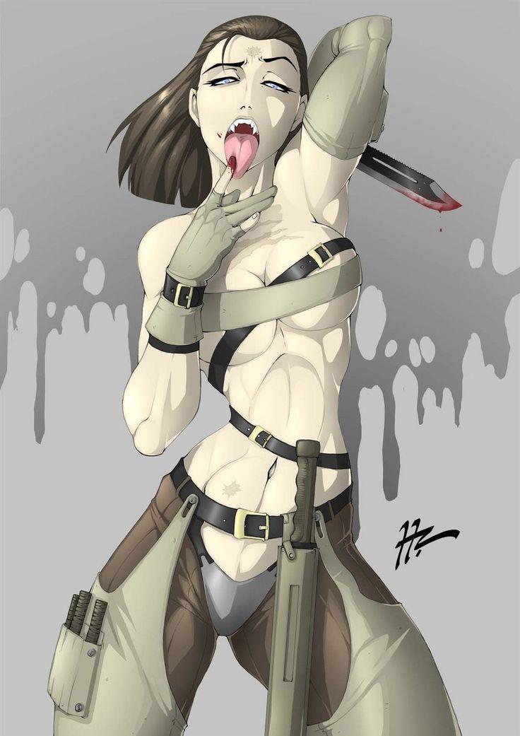 Metal Gear Solid Vamp
