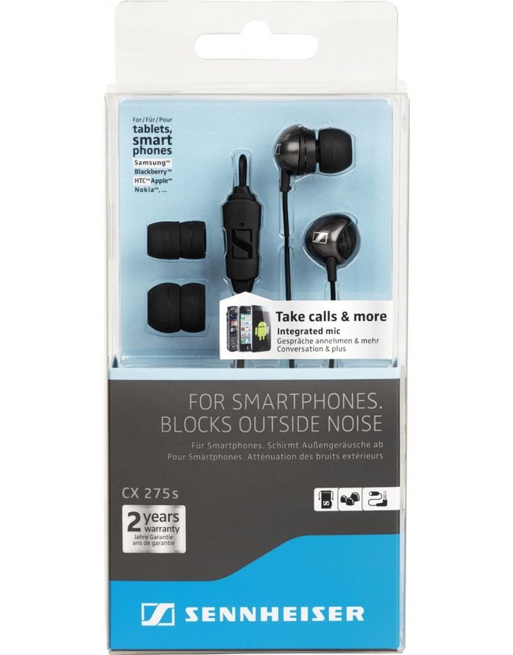 Sennheiser CX 275 Giveaway | Above Android