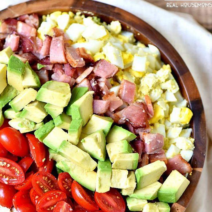 Classic Cobb Salad | Salads | Pinterest | Cobb Salad, Salad and Recipe