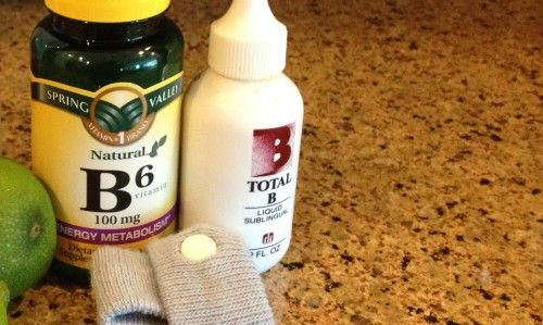 Tip and Tricks to Stop Nausea- for pregnant ladies, but I wonder if it would work for methotrexate-induced nausea