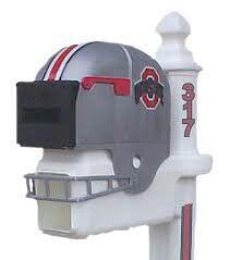 ohio state mailbox