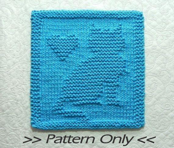 Farmhouse Kitchen Knitted Dishcloth: Best 25+ Knitted Dishcloths Ideas On Pinterest