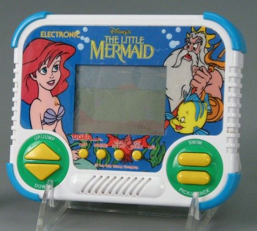 Handheld Electronic Games (I still have this one!)