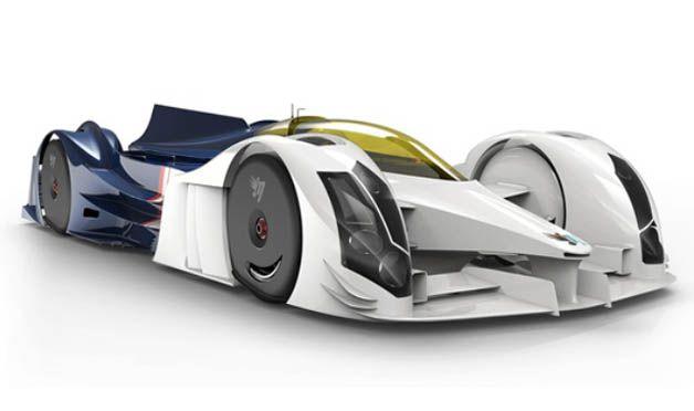 目標はニュルの最速タイム! 学生たちが開発中のハイブリッド・レーシングカー