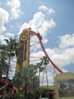 A Guide To Universal Studios Florida -- A lot of good points here!