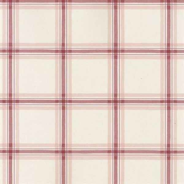 Norwall Wallcoverings Fk26910 Fresh Kitchens 5 Plaid Wallpaper Red Beige The Savvy Decorator Plaid Wallpaper Kitchen Plaid Wallpaper Norwall