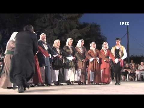 Kalymnos 2011 Kikilis violi, Kikilis laouto Issos-sousta - YouTube