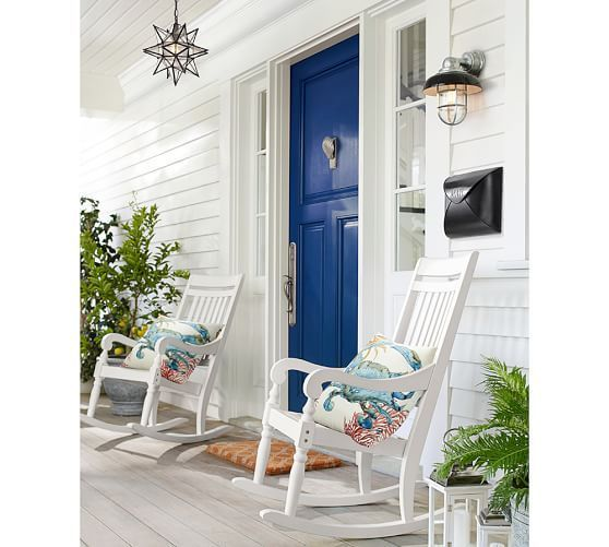 Envelope Mailbox Pottery Barn Outdoor Sconces Best Outdoor Lighting House
