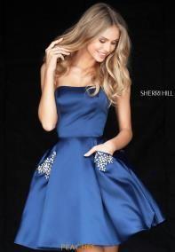 Sherri Hill Short 51390