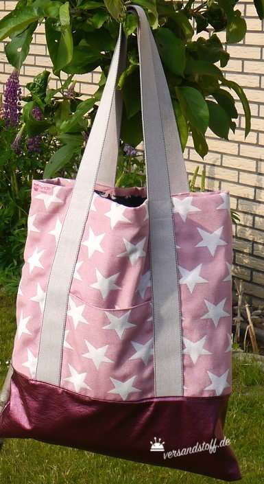 Bag MaryJo – free sewing instructions for download